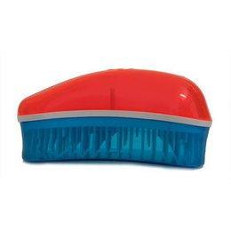 Spazzola Dessata Original Mini Trasparente Fuxia Azzurro
