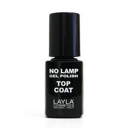 No Lamp Top Coat Layla 10 ml