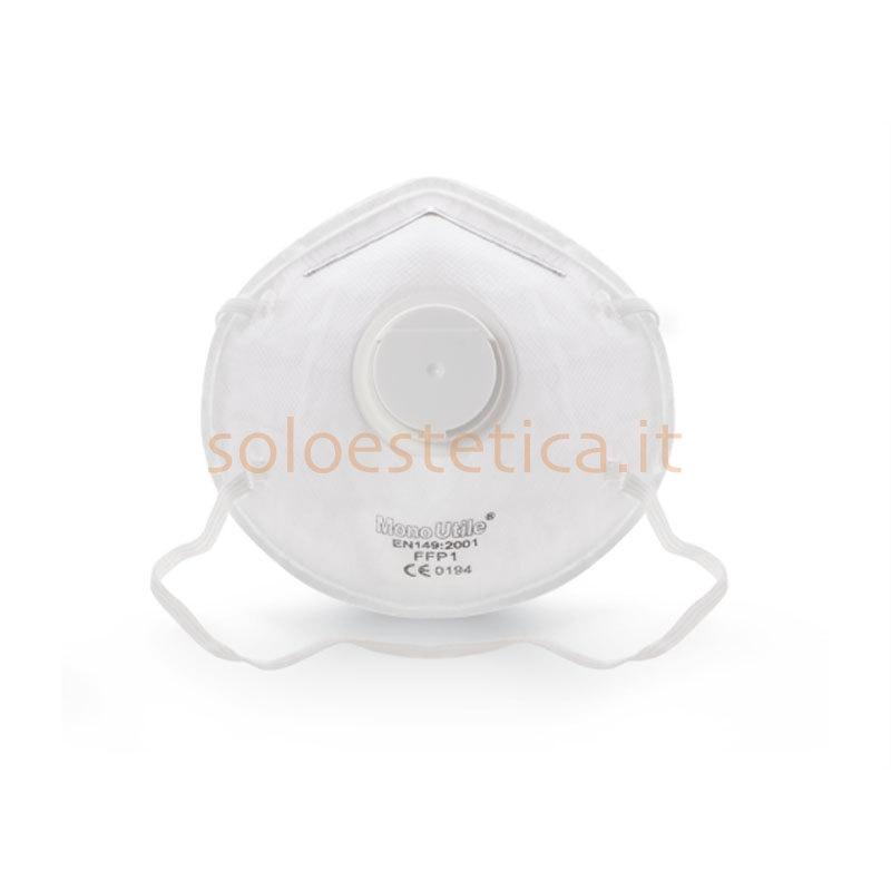 trova fattura elegante spedizione gratuita Mascherina Polvere Con Filtro FFP1 10 pz