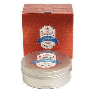 Via Barberia 2 Shaving Cream Aquae 125 ml VB2001
