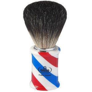 Pennello Barba Tasso Pure Badger Manico Barber Omega 6736