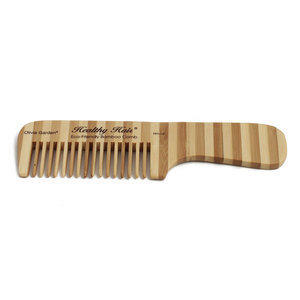 Pettine Olivia Garden Healthy Bamboo Comb 3