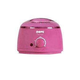 Scaldacera Vaso con Contenitore Lady Wax Pink