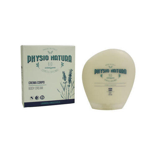 Crema Corpo BIO Rivitalizzante Lavanda Physio Natura 250 ml