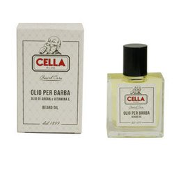 Olio per Barba Cella 50 ml.