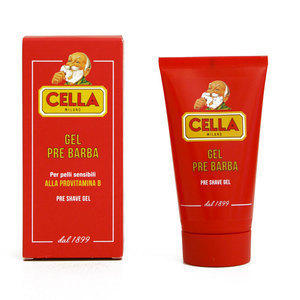 Gel Pre Barba Cella 75 ml.