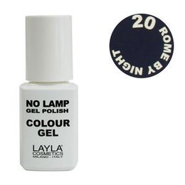 No Lamp Colour Gel nr 20 Rome By Night Layla 10 ml