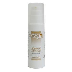 Gommage Viso alle Bacche di Goji Skinsystem 150 ml