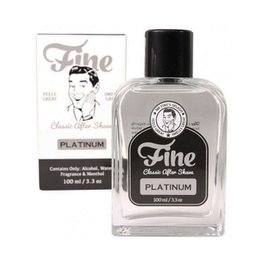 After Shave Platinum Classic Fine 100 ml.