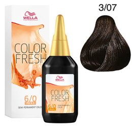 Color Fresh acid 3/07 Wella 75 ml New