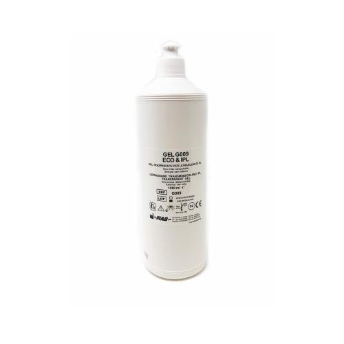 Gel Conduttore per Ultrasuoni Trasparente FIAB 1000 ml.