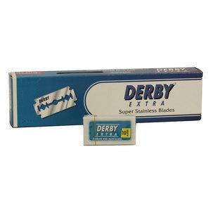 Lametta Derby Extra Blu Stecca 20 Pc