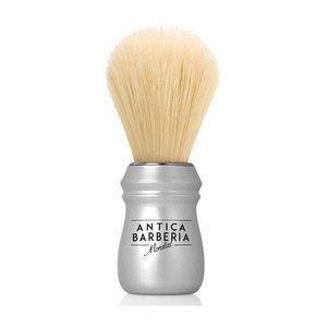 Antica Barberia Pennello da Barba Argento Satinato