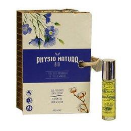 Physio Natura Olio Meraviglie Lino e Cotone Confezione Libro 10 ml