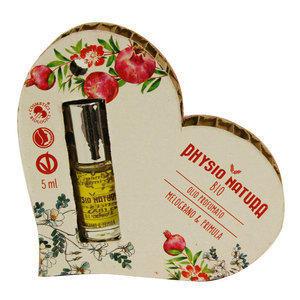 Physio Natura Olio Profumato Melograno e Primula Confezione Cuore 5 ml
