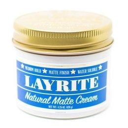Crema per capelli Layrite Natural Matte 120 gr