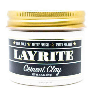 Pomata per capelli Layrite Cement 120 gr