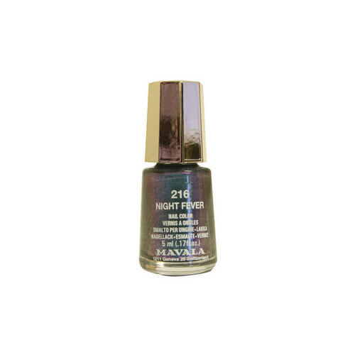 Smalto per Unghie Mavala 216 Night Fever 5 ml
