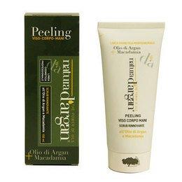 Peeling Viso Corpo Mani Natura D'Argan 100 ml