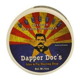 Sapone da Barba Dapper Doc's Phoenix Artisan 114 gr