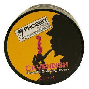 Sapone da Barba Cavendish Phoenix Artisan 114 gr