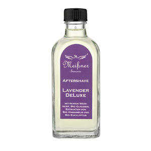 After Shave Liquido Bio Meissner Fragranza Lavender Deluxe 100 ml