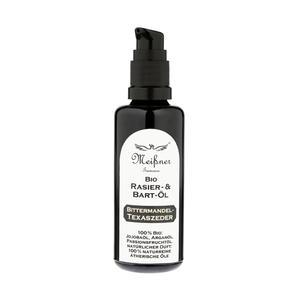 Shaving & Beard Oil Bio Meissner Bittermandel Texaszeder 50 ml