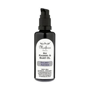 Shaving & Beard Oil Bio Meissner Salbei Amyris 50 ml