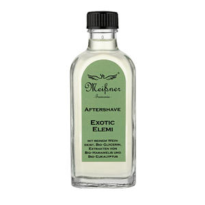 After Shave Liquido Bio Meissner Fragranza Exotic Elemi 100 ml