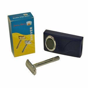 Rasoio di Sicurezza Confezione Regalo Shaving Factory