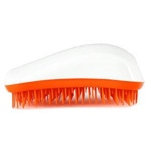 Spazzola Dessata Maxi  Bianco/ Arancio