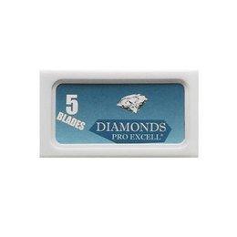 Lamette da Barba Diamonds Pro Excell 1Pc. da 5 Lame