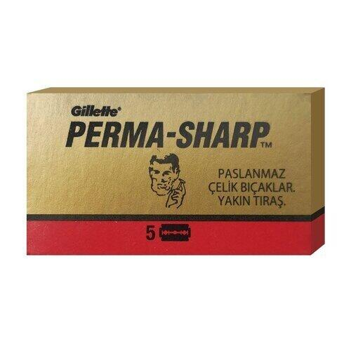 Lamette da Barba Perma Sharp Super 1 Pc da 5 Pz.