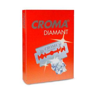 Stecca Lamette da Barba Croma Diamant 20 Pc da 5 Pz.