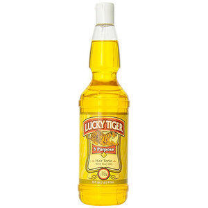 Lucky Tiger Hair Tonic 3 Purpose 473 ml