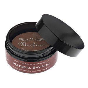 Sapone da barba Bio Meissner Tremonia Natural Bay Rum 95 gr.