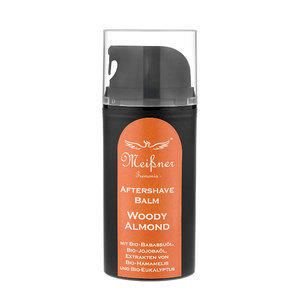 After Shave Balm Bio Meissner Woody Almond 100 ml
