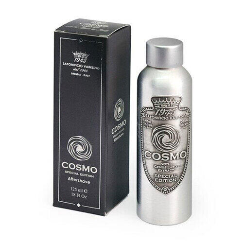 After Shave Saponificio Varesino Cosmo Flacone Alluminio 125 ml.