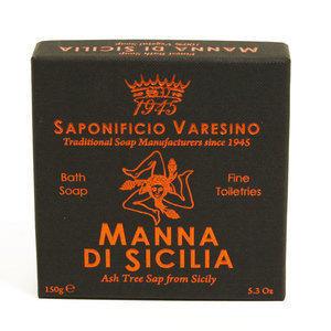 Sapone da Bagno Saponificio Varesino Manna di Sicilia 150 gr.