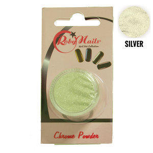 Polvere Chrome Silver 98101