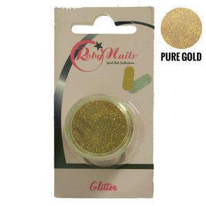 Polvere di Glitter Pure Gold