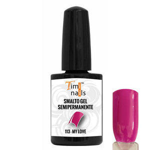 TN Smalto Gel Semipermanente nr. 113 My Love 14 ml.