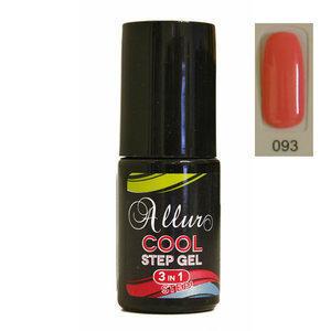 Smalto Semipermanente One Step Allur Cool Step Gel 93 6 ml