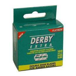Lametta Derby Extra Double Edge 100 Pz