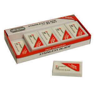 Stecca Lamette da Barba Dorco Platinum ST301 100 Lame