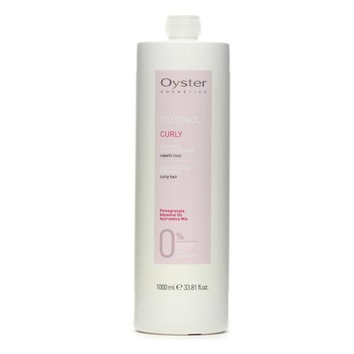 Shampoo Cutinol Curly Capelli Ricci 1000 ml Oyster