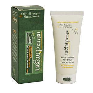 Natura D'Argan Crema Corpo Nutritiva Protettiva Anti Age 100 ml