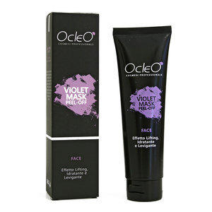 Ocleo' Violet Mask Peel Off 150 ml