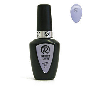 1-Step Gel Polish Roby #135 Alpine Sky 8 ml