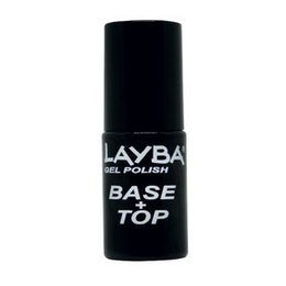 Layba Gel Polish Base Top 5 ml